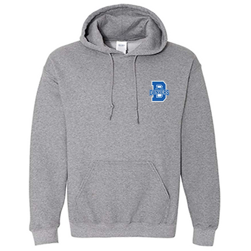 We Are Danvers Hoodie - Navy,Gray or Black
