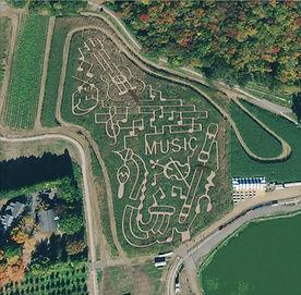 2020 Connors Farm Corn Maze