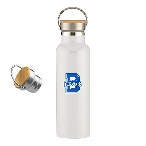 We Are Danvers - Stainless Bottle & FREE Coaster
