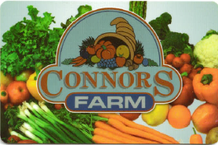 Gift Cards | Connors Farm | United States