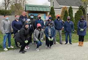 Thank You Abiomed for Your Earth Day Clean Up