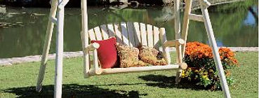 Sunline Patio & Fireside Wood Furniture