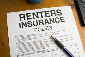 Why do I need Renter's Insurance for my college age student?