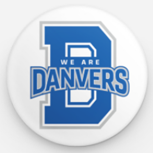We Are Danvers Button