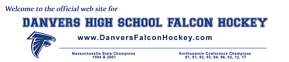 Danvers High School Falcon Hockey