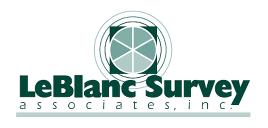LeBlanc Survey Associates Inc., Danvers MA 01923