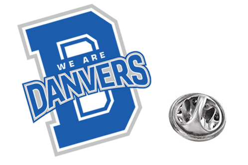 We Are Danvers Acrylic Pin!