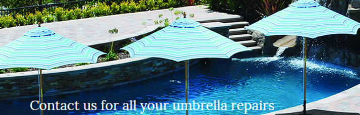 Sunline Patio & Fireside, Umbrella Repairs
