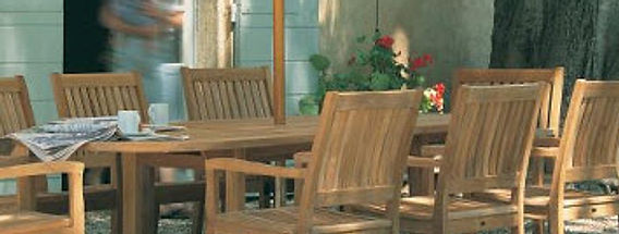 Sunline Patio & Fireside, Teak Restoration