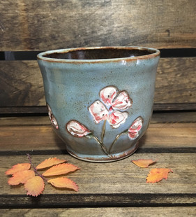 White Blossom Wine Cup