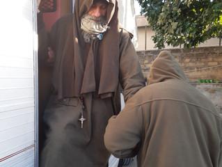 Domenica delle Palme, Fratel Biagio sospende il digiuno
