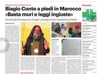 Fratel Biagio in Marocco