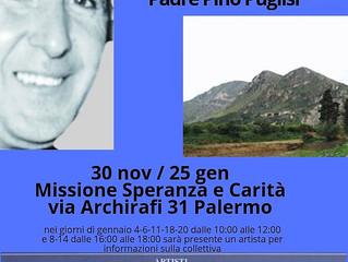 Collettiva di Pittura per Don Pino Puglisi
