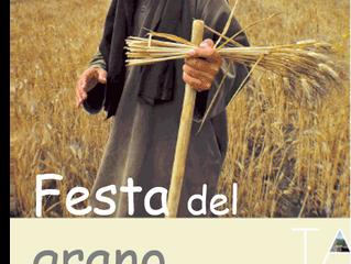 Festa del grano in Missione
