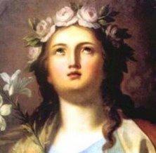 Viva Santa Rosalia!     Fratel Biagio: mi incoraggia a vivere da eremita.