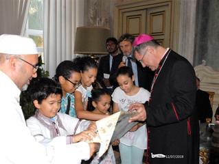 Porte aperte dal Vescovo