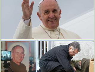 Il Papa in visita anche in Missione