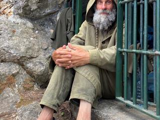Fratel Biagio interrompe il digiuno dopo quaranta giorni