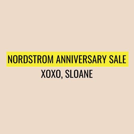 Nordstrom Anniversary Sale - 2021