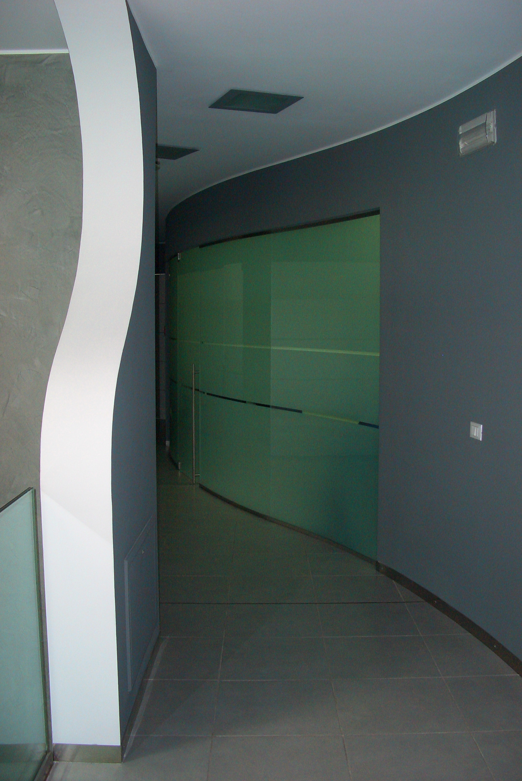 sala riunioni - accesso
