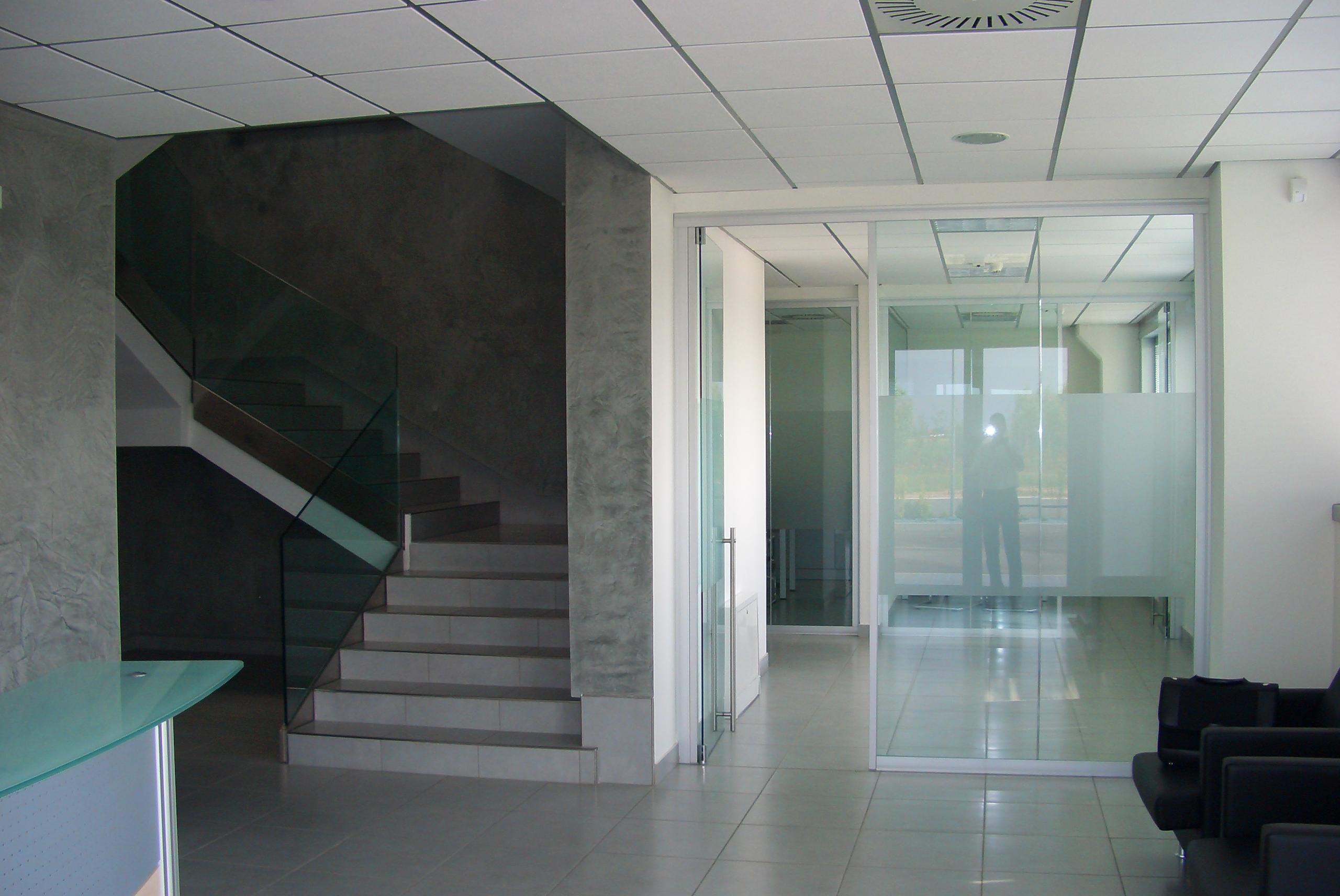 ingresso uffici