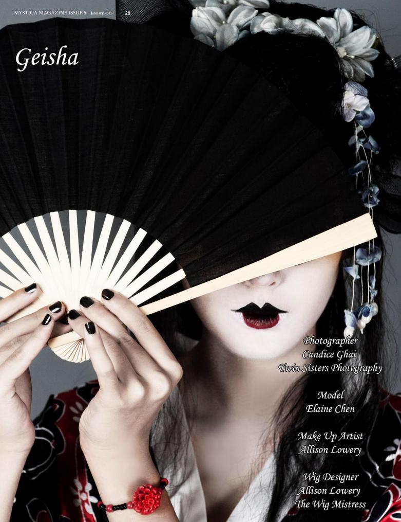 Mystica magazine