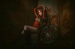 Motocycle Girl