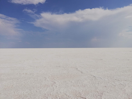 A Trip to the Moon (aka The Bonneville Salt Flats)