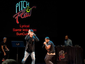 Professor Lyrical wins Pitch & Flow MC Battle-Hosts MC Lyte & DJ D-Nice; Special Guest Doug E. Fresh
