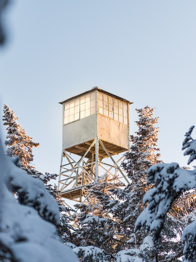 Iconic Fire Tower
