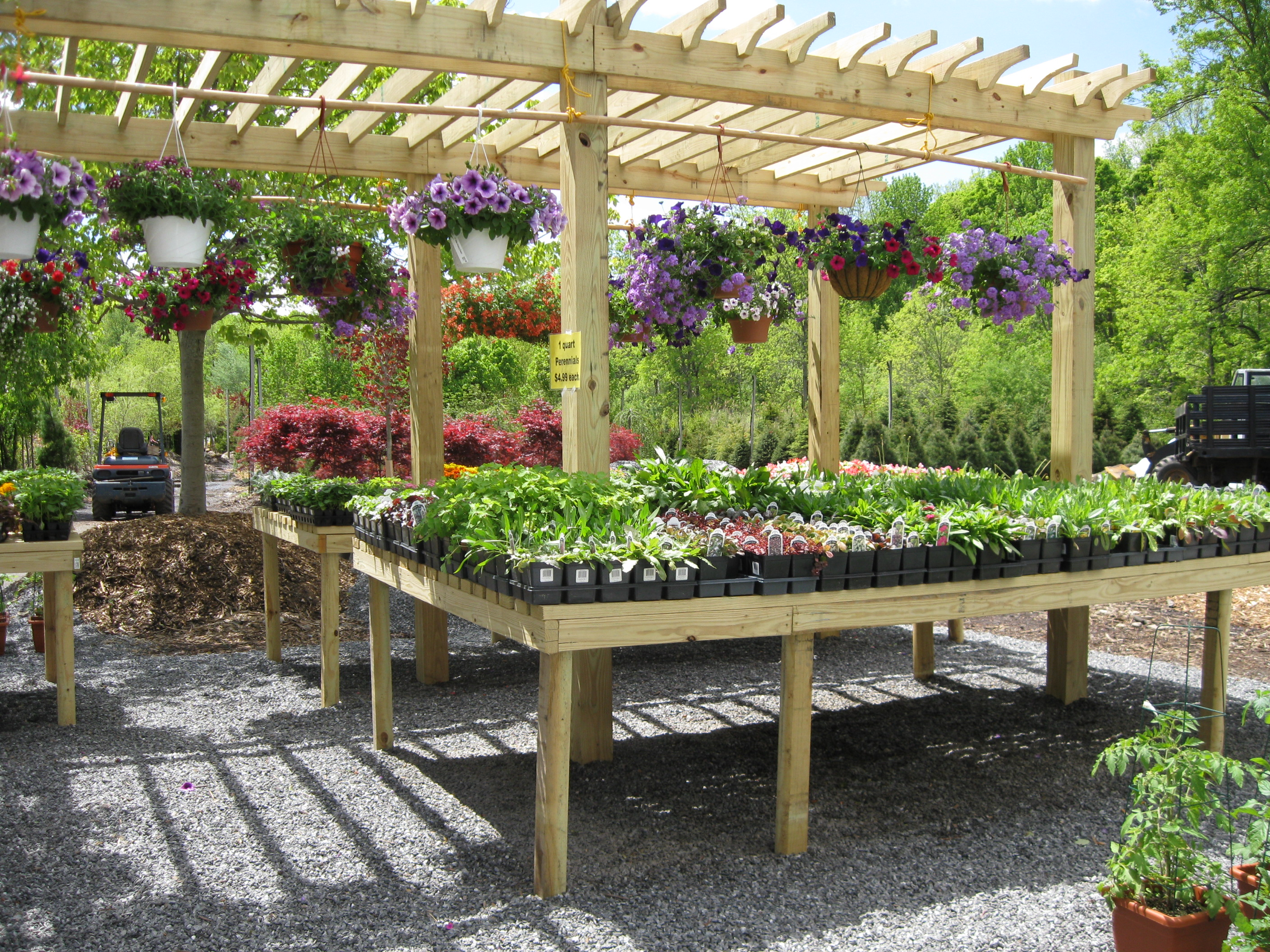 Welcome To Kent Countryside Nursery Landscaping
