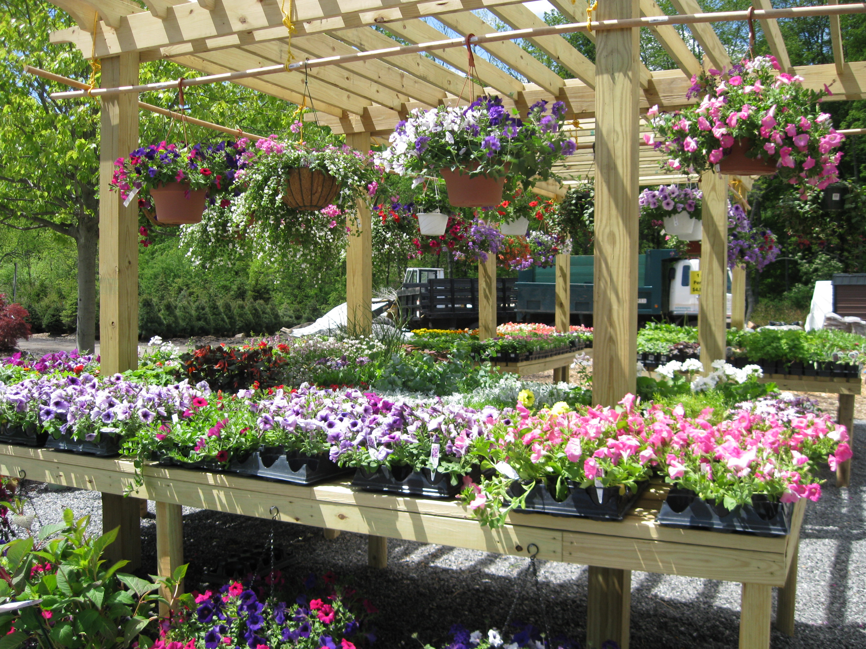Kent Countryside Nursery Offering