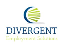 Divergent emloyment soutions logo