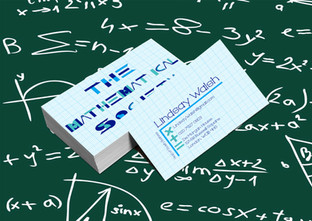 Visual Identity- Business cards