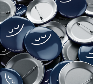 Badges- Merchandise