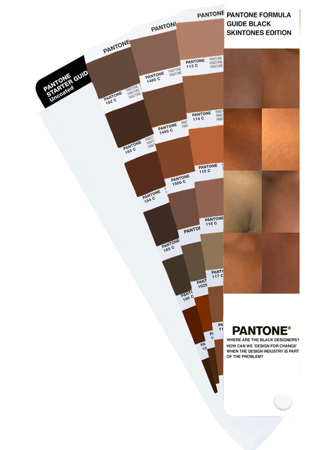 Design For Good: Pantone Formula Guide