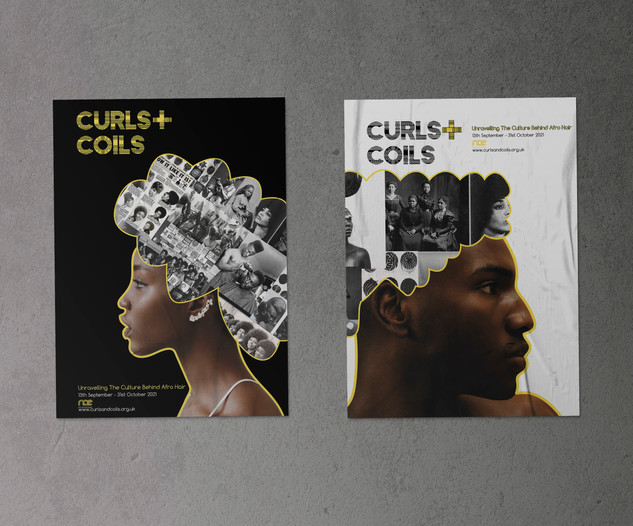 Cultural Exhibition Design: Posters