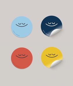 Stickers- Merchandise