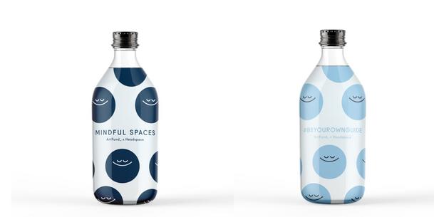 Water Bottles- Merchandise