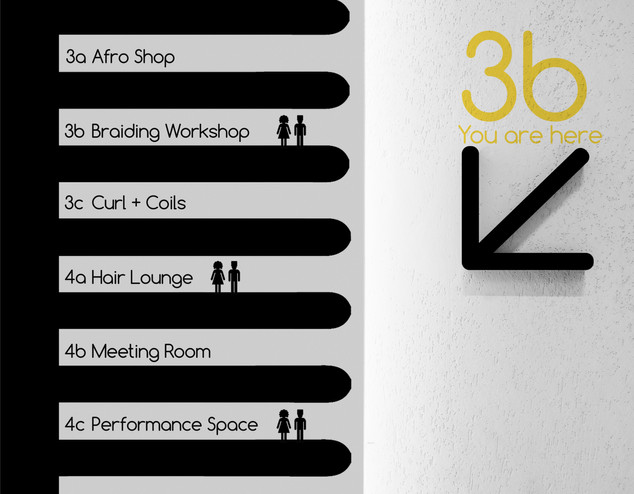 Cultural Exhibition Design: Wayfinding