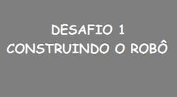 DESAFIO 1