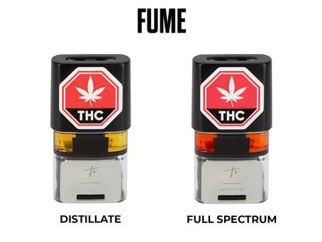 Distilled vs Full Spectrum Oil