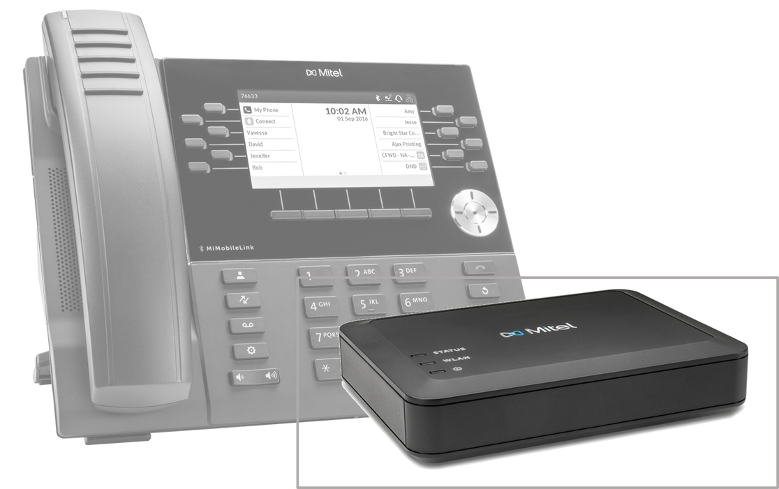 6930 IP Phone with WLAN Adapter