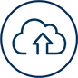 Mitel_Iconography_blue_Migrate to Cloud.