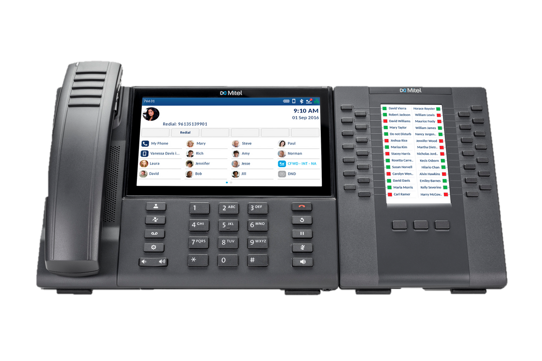 6940 IP Phone with Programmable Key Module