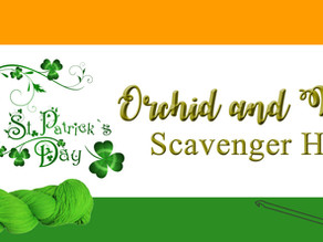 St. Patrick's Day Scavenger Hunt and Prizes!