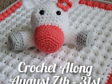 Cow Lovey Crochet Along - Let's Get Ready!