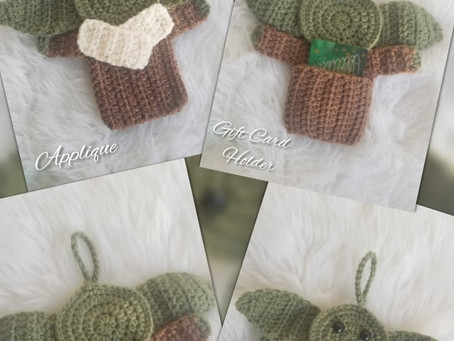 "How to Crochet a ""Little Green Wise Guy"""