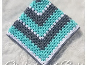 How to Crochet a Gender Neutral Blanket