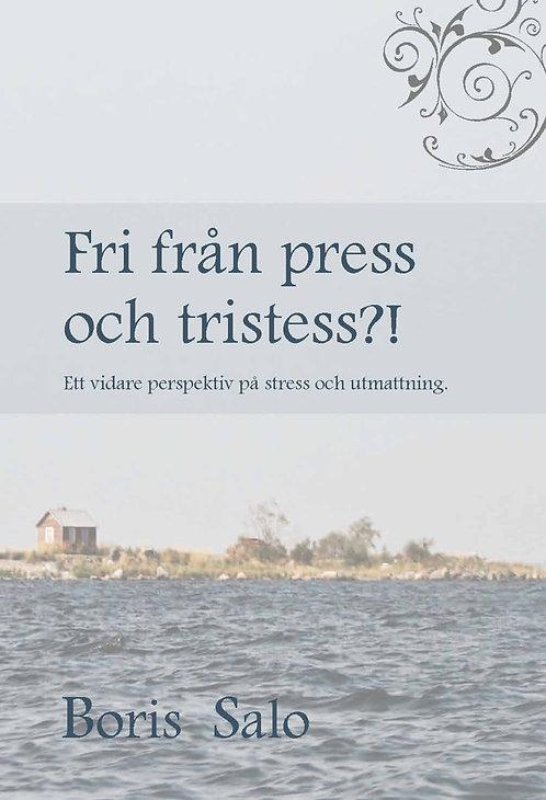 Salo B. Fri från press och tristess?! Ett vidare perspektiv på stress och ..